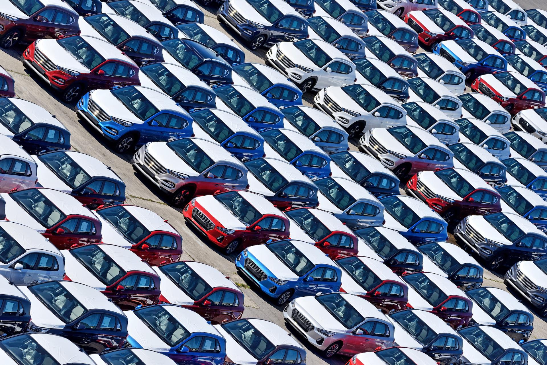 provozování odstavné plochy vozidel